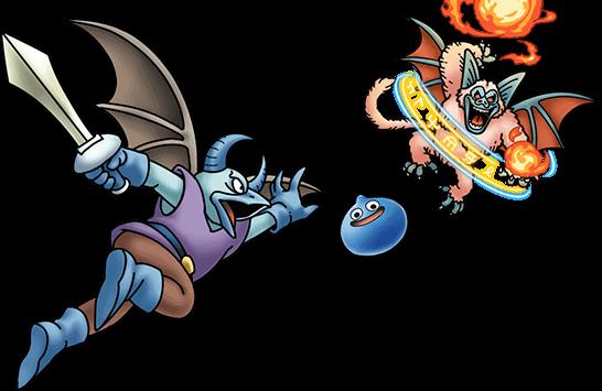 Oggi, la società ha annunciato Dragon Quest Tact,