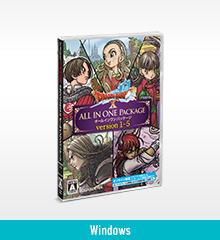 ドラゴンクエストX オールインワンパッケージ version 1-5(Windows®版)